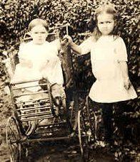 Maude & Georgia Blanton