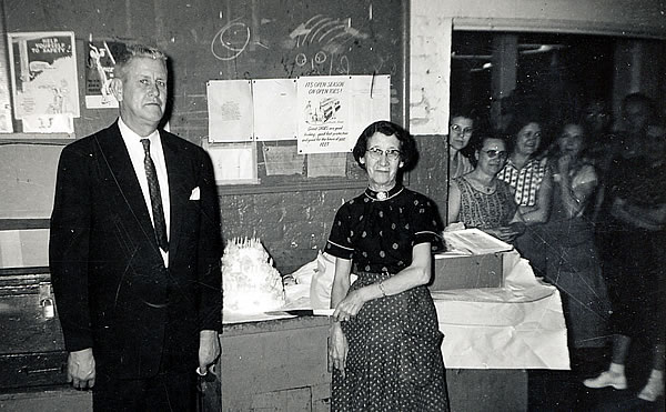 Fred and Nora Green