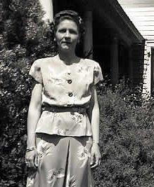 Margaret Greene Padgett - 1945