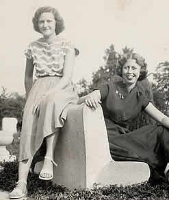 Jane Winn, Frances McMurray - 1953