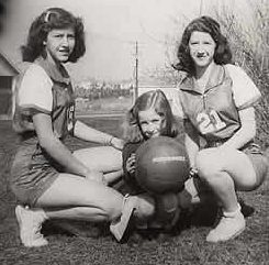 Bernice, Betty & Doris Raines