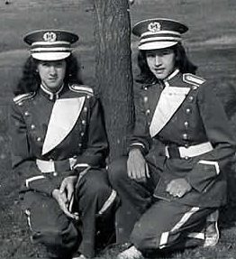 Doris & Bernice Raines