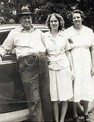 Rucker, Mae & Ina Mae Scruggs