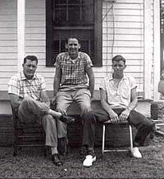 Dewey Gamble, Marshall Cobb, Billy Joe Houser