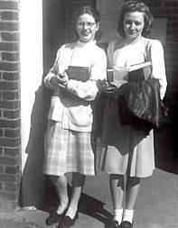 Nellie Bostic, Mozelle Greene
