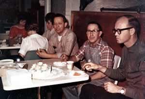 Earl Johnson, McKinley Early, Marshall Bailey