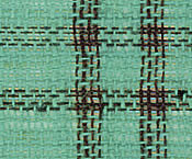 Closeup of gingham fabric
