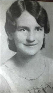 Ottie as a young lady